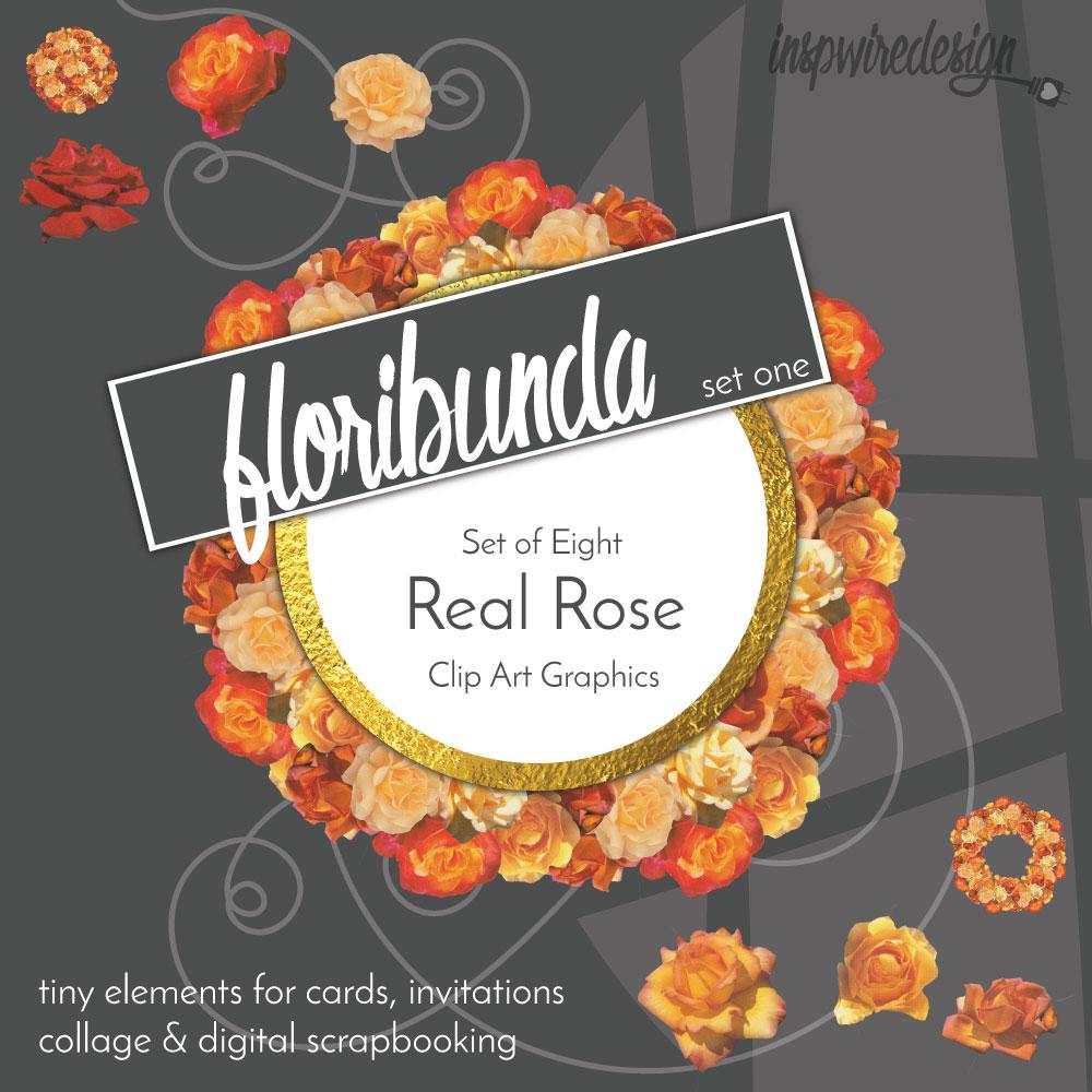 Free Rose Clip Art