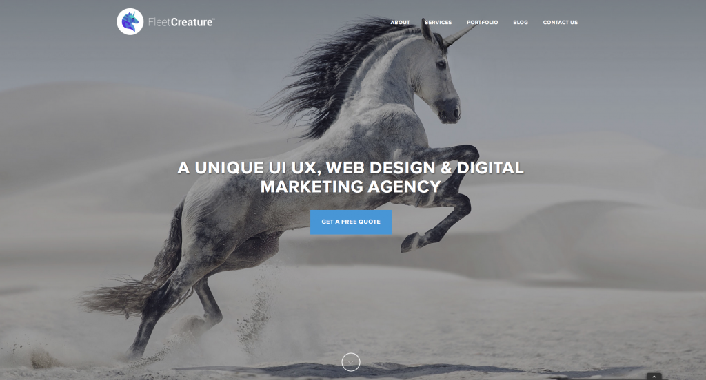 Jupiter Theme Examples | Creative Agency Boulder Colorado | Website Design