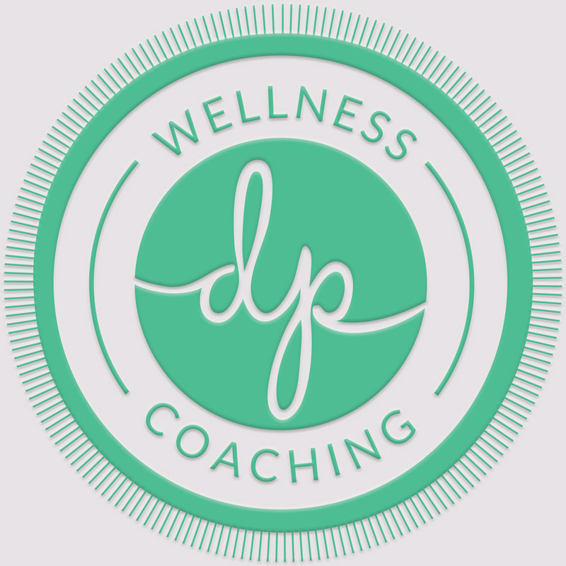 Logo Design | Debbie's Wellness | Inspwire Design | Boulder Colorado