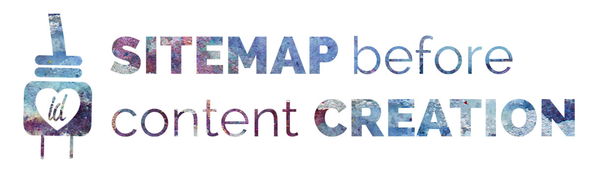 Why create a detailed sitemap