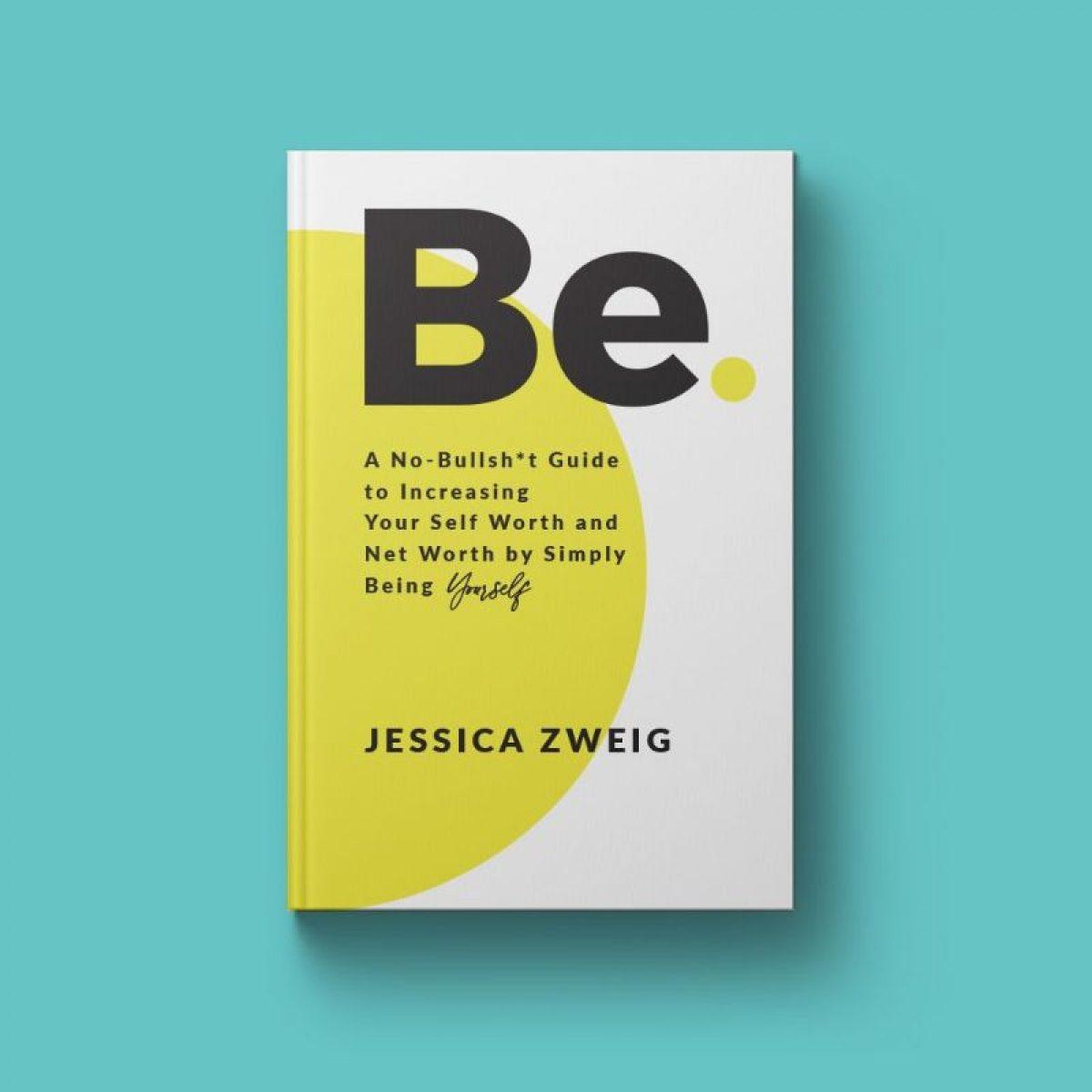 be-a-no-bullshit-guide-jessica-zweig-cover-art