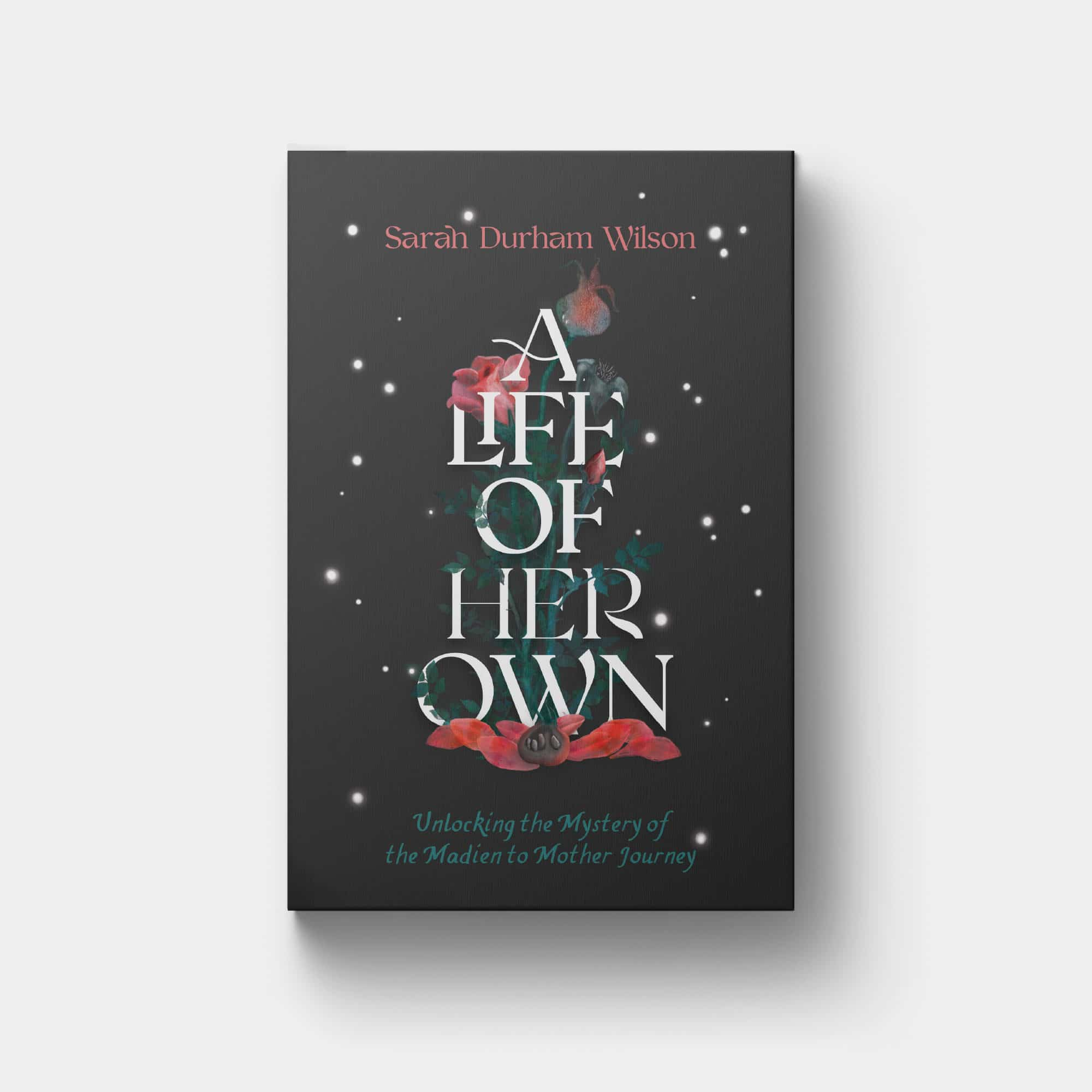 a-life-of-her-own-book-cover-design-illustration