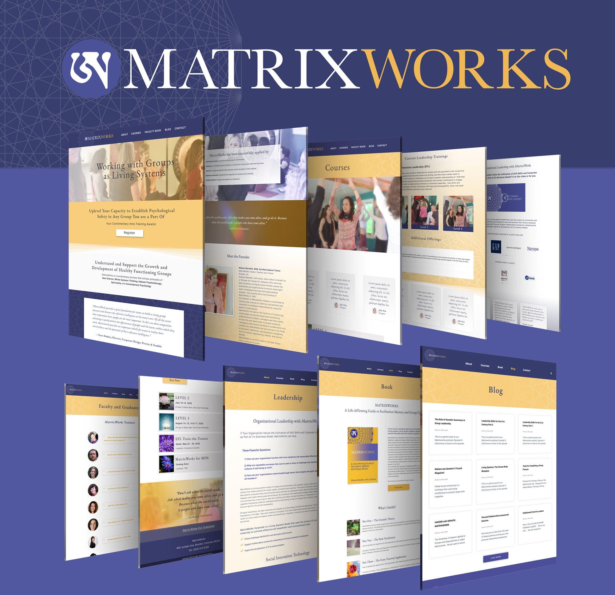 matrix-works-web-design